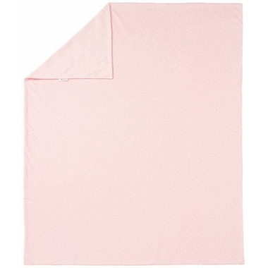 Noppies Organic Cotton Blanket Nusco Light Pink