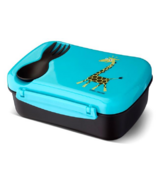 Carl Oscar N'ice Box Kids Lunch Box with Cooling Pack Turquoise