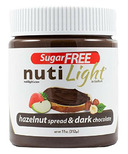 NutiLight Dark Chocolate Hazelnut Spread
