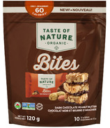 Taste of Nature Dark Chocolate Peanut Butter Bites