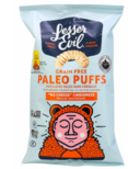 """LesserEvil Paleo Puffs """"No Cheese"""" Cheesiness"""
