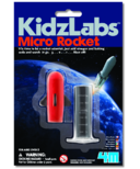 4M Kidz Labs Micro Rocket
