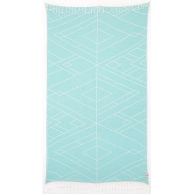 Tofino Towel The Clayoquot Sapphire Turkish Towel