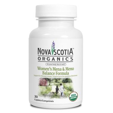 Nova Scotia Organics Women\'s Mena & Meno Balance
