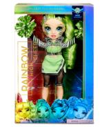 Rainbow High Cheer Doll Jade Hunter Green