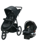 Graco RoadMaster Jogger Travel System Black