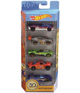 Hot Wheels 50th Anniversary Pack