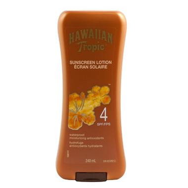Hawaiian Tropic Sunscreen Lotion