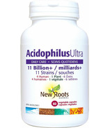 New Roots Herbal Acodophilus Ultra