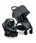 Britax Pathway & B-Safe 35 Travel System Crew