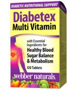 Webber Naturals Diabetex Multi Vitamin