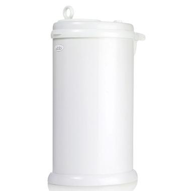 Ubbi Diaper Pail White