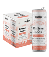 Hella Cocktail Co. Bitters & Soda Dry Grapefruit