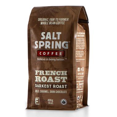 Salt Spring Coffee French Roast