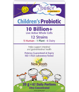 New Roots Herbal Children's Probiotic 10 Billion+