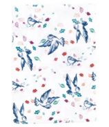 Nest Designs Couverture d'emmaillotage en bambou Bye Bye Birdie