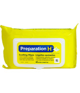 Preparation H Soothing Wipes with Aloe