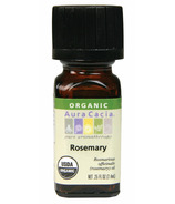 Aura Cacia Organic Rosemary Essential Oil