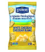 Lundberg White Cheddar Organic Rice Cake Minis