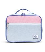 Herschel Supply Pop Quiz Lunch Box Ballad Blue, Candy Pink & Dusty Peri