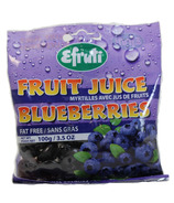 Efruti Fruit Juice Blueberries