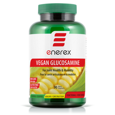 Enerex Botanicals Vegan Glucosamine
