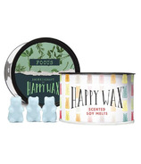 Happy Wax Aromatherapy Classic Tin Focus