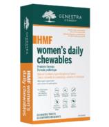Genestra HMF Women's Daily Chewable (en anglais seulement)