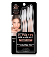 Finishing Touch Flawless Dermaplane Facial Exfoliator & Hair Remover