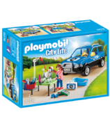 Playmobil City Life Mobile Pet Groomer