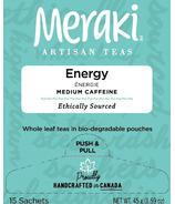 Meraki Artisan Teas Energy
