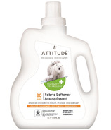 ATTITUDE Nature+ Fabric Softener Citrus Zest