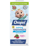 Orajel Cocomelon Training Toothpaste