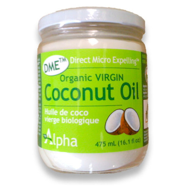 Alpha DME Virgin Coconut Oil