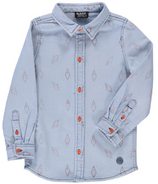BIRDZ Children & Co. Danger Jean Shirt