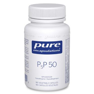 Pure Encapsulations P5P 50 (activated vitamin B6)
