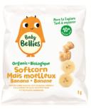 Little Bellies Baby Bellies Organic Banana Soft Corn Puffs