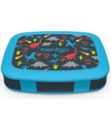 Bentgo Kid's Bento Lunch Box Dinosaur