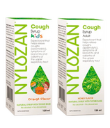 Nylozan Cough Syrup for the Family Bundle