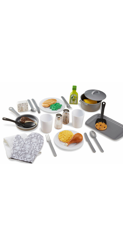 Melissa Doug Kitchen Accessory Set