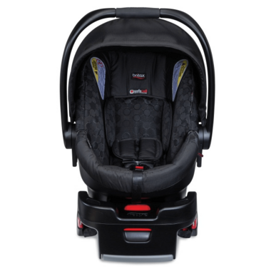 Britax B-Safe 35 Infant Car Seat Black