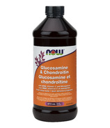 NOW Foods Liquid Glucosamine & Chondroitin