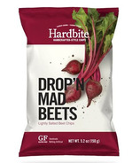 Hardbite Handcrafted Lightly Salted Beet Chips