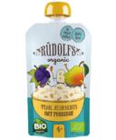 Rudolfs Organic Pear Blueberry Oat Porridge