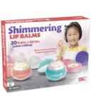 SmartLab Shimmering Lip Balms