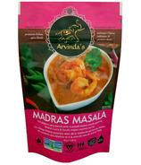 Arvinda's Madras Masala Premium Indian Spice Blend