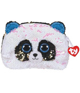 Ty Fashion Bamboo the Panda Sequin Accessory Bag