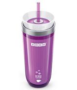 Zoku Iced Coffee Maker in Purple