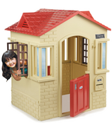 Little Tikes Cape Cottage Playhouse Tan