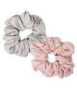 Haven + Ohlee Scrunchie Blush & Sandstone Standard Bundle